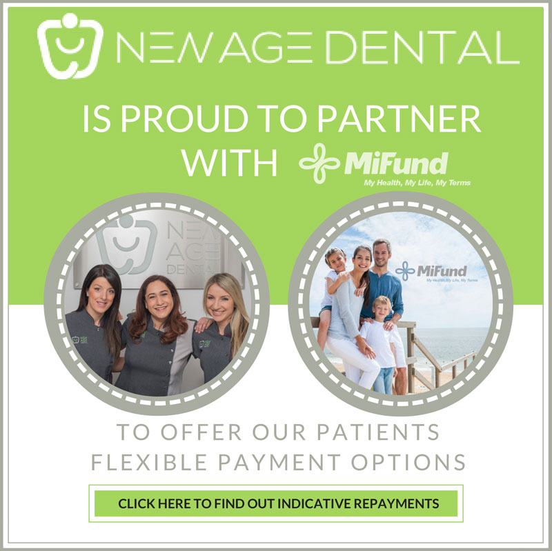 Mifund at New Age Dental Bundoora